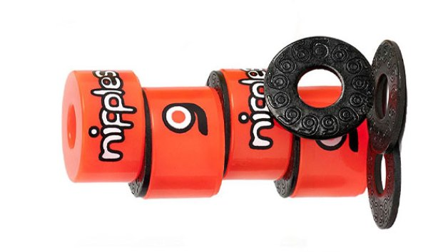 Orangatang Nipples Skateboard Truck Bushings