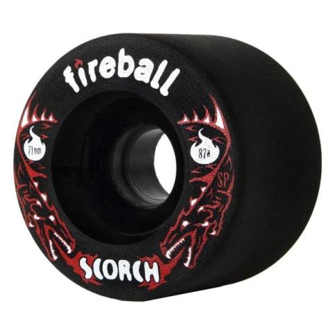 Fireball Scorch Black 87a