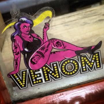 Venom Harlot Bushings