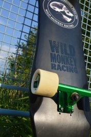 Wild Monkey Racing Kick Prototype Bottoms Up