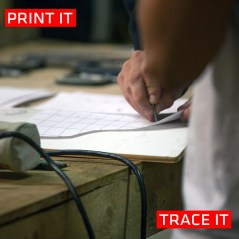 Rayne Longboards Chop Shop Print It