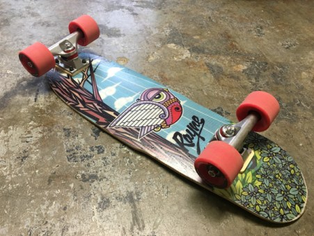 Rayne Mini Cruiser