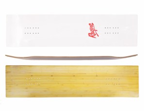 Rayne Longboards Template Profile