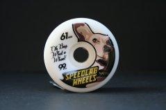 Speedlab Wheels Natty Front - Artist Series