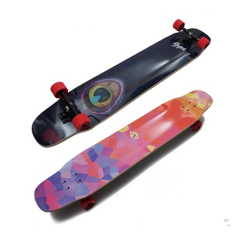 Rayne Whip 47 Dancer Freestyle Longboard