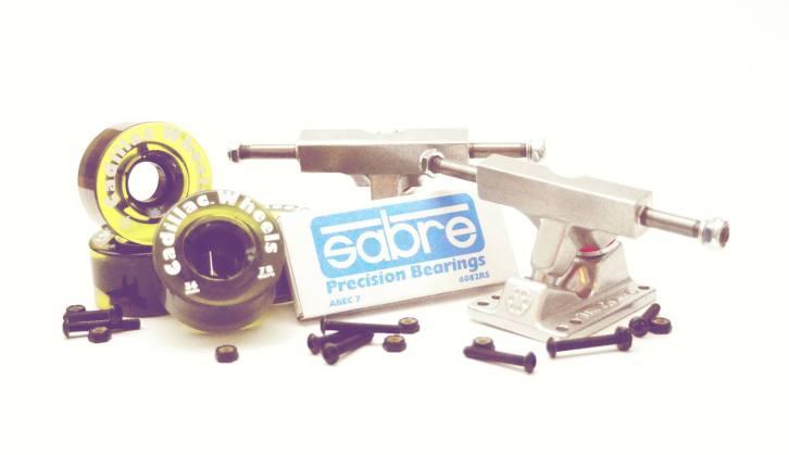 Sabre TKPs - Hurtle Skateboards