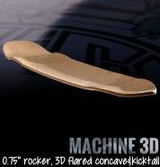 Lush 3D Machine Concave