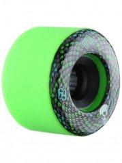 Snakes Green Isometric