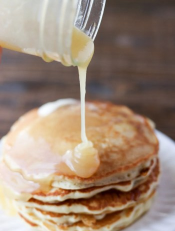 Homemade Butter Syrup!!