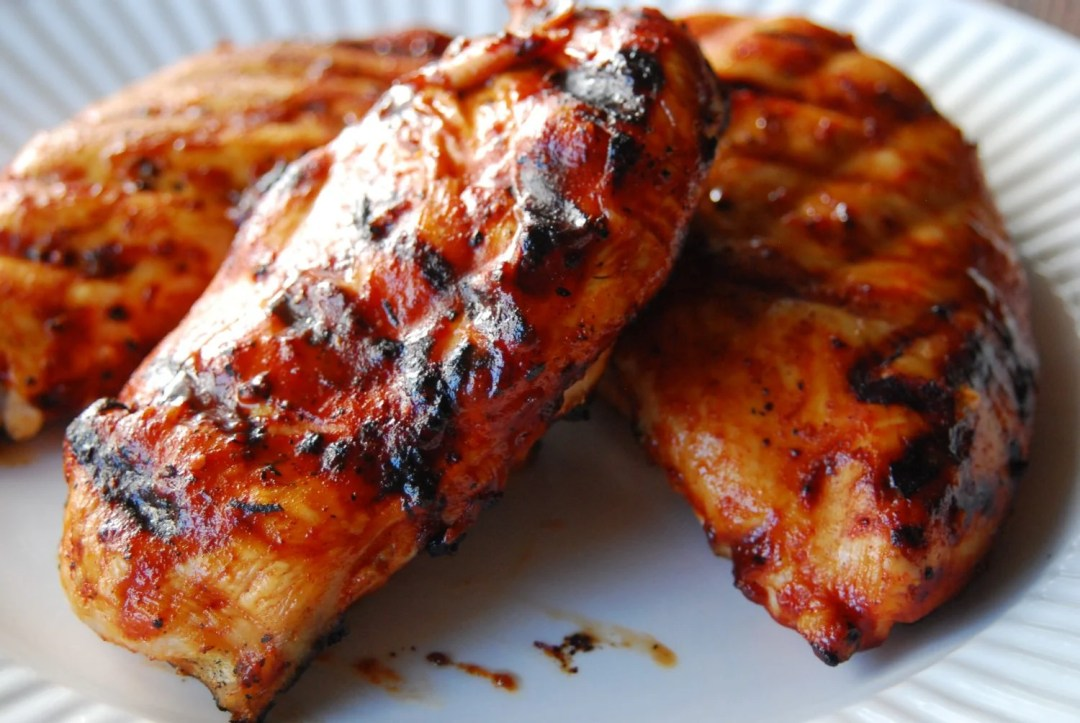 The Secret for the Best BBQ Grilled Chicken