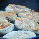 Chicken in the dutch oven!