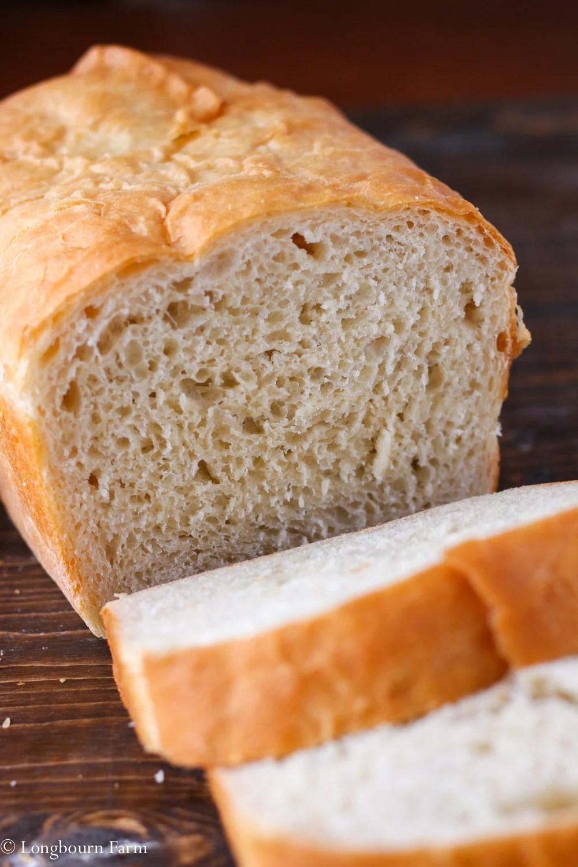 The Best Homemade Bread Recipe!