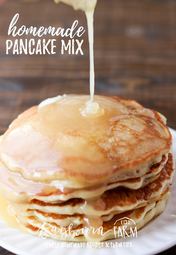 The best homemade pancake mix longbourn farm this is the best homemade pancake mix recipe soft fluffy delicious pancakes ccuart Image collections