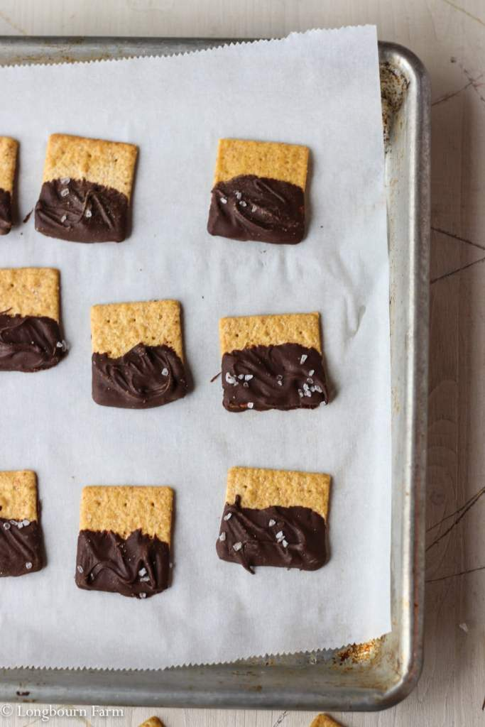Easy Cracker Candy Recipe