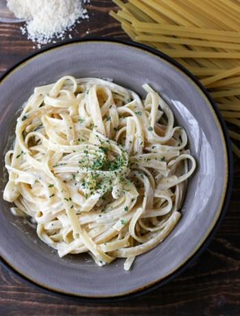Alfredo Pasta Recipe!