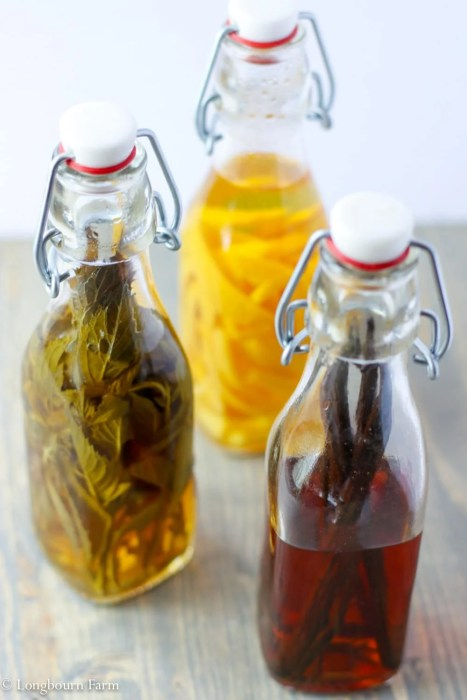 how to make clear vanilla extract