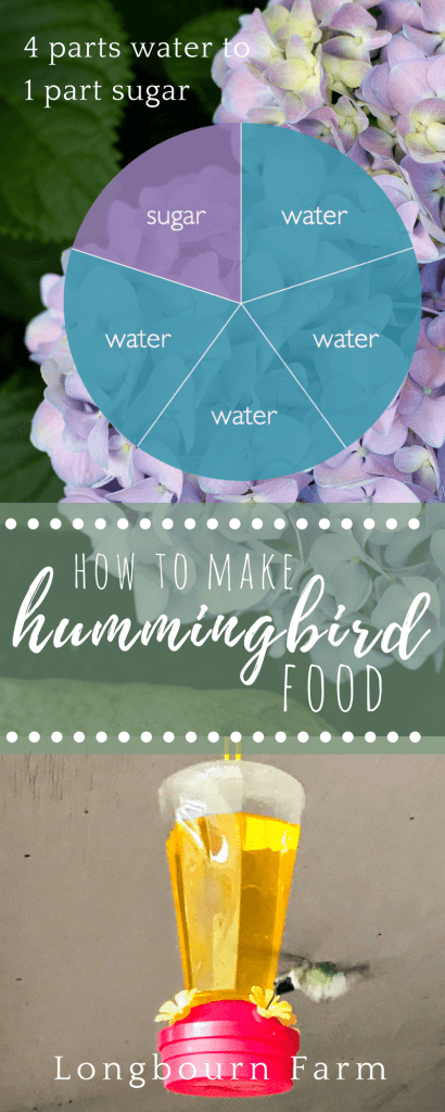 Learning how to make hummingbird is as simple! Get the exact directions here and keep those little birds coming back to your yard!