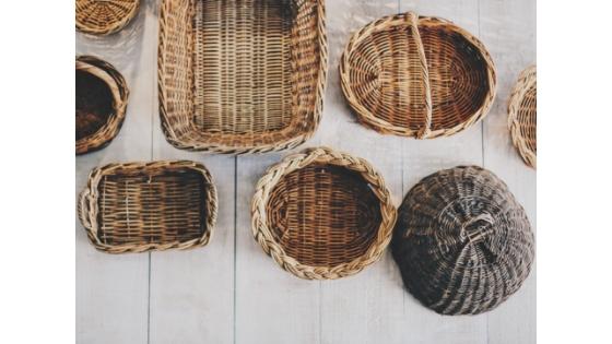 Gift baskets for DIY Gift basket options.