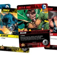 Legendary: A Marvel Deck Building Game vs. DC Comics Deck-Building Game!