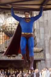 """BRANDON ROUTH stars as Superman in Warner Bros. Pictures' and Legendary Pictures' action adventure, """"Superman Returns."""" PHOTOGRAPHS TO BE USED SOLELY FOR ADVERTISING, PROMOTION, PUBLICITY OR REVIEWS OF THIS SPECIFIC MOTION PICTURE AND TO REMAIN THE PROPERTY OF THE STUDIO. NOT FOR SALE OR REDISTRIBUTION. ALL RIGHTS RESERVED."""