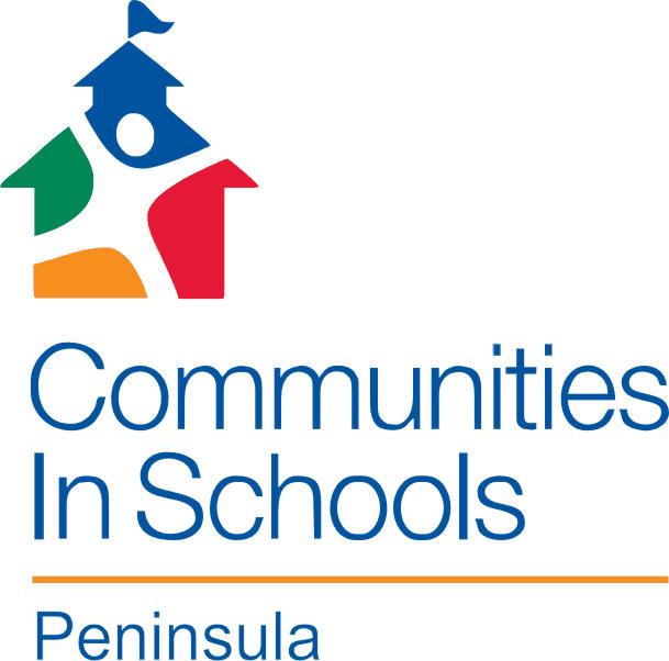 Communities in Schools logo Key Peninsula Longbranch Foundation