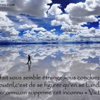 Citation du jour ~ Victor Hugo