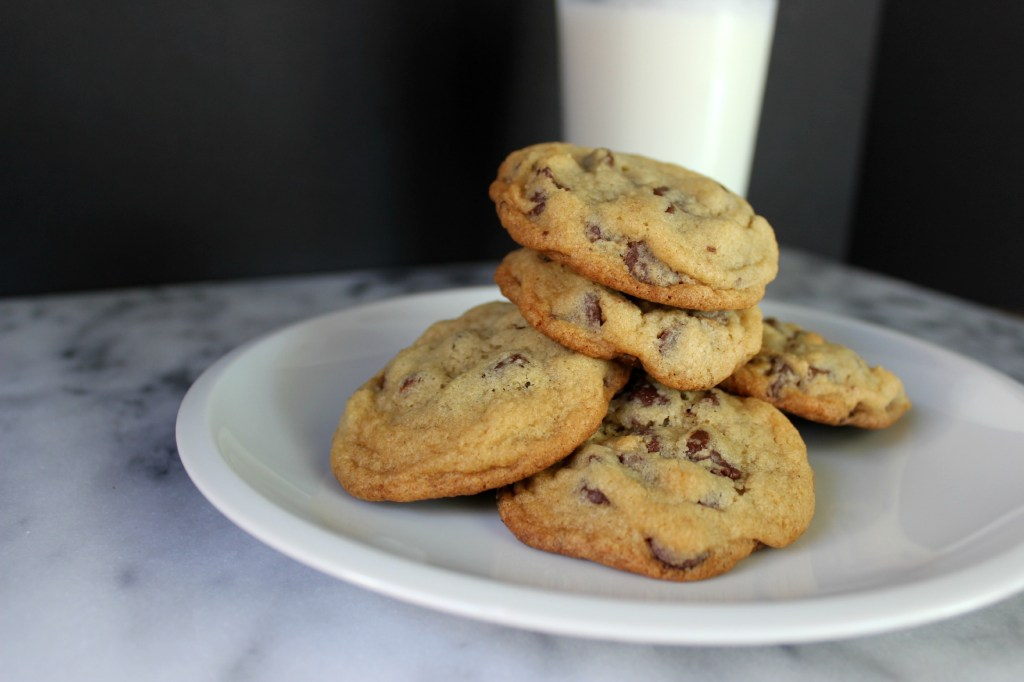 Chocolate Chip Cookies: The Loaded | longdistancebaking.com