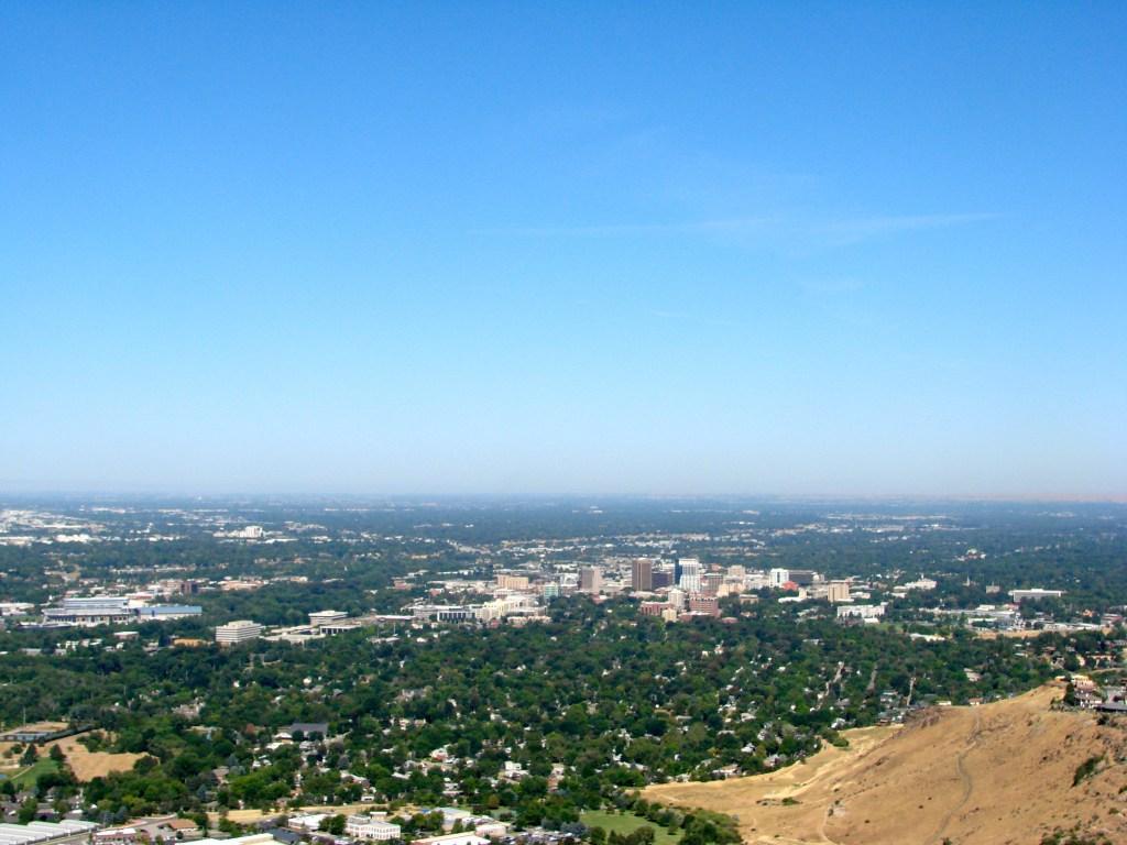 Hometown Hidden Gems: Boise, Idaho | longdistancebaking.com