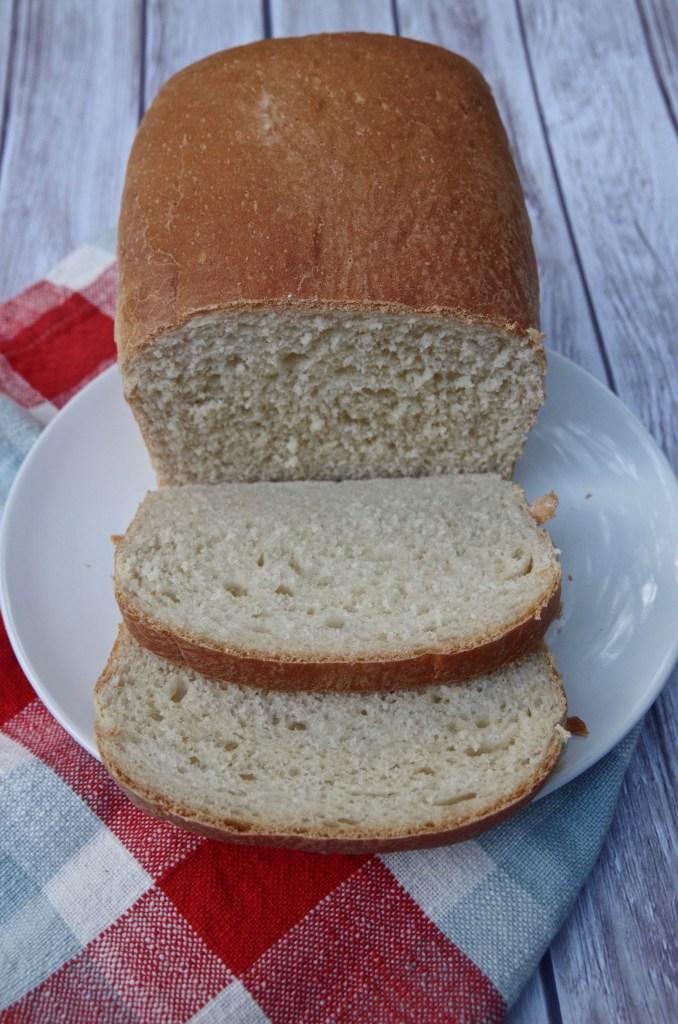White Sandwich Bread   longdistancebaking.com