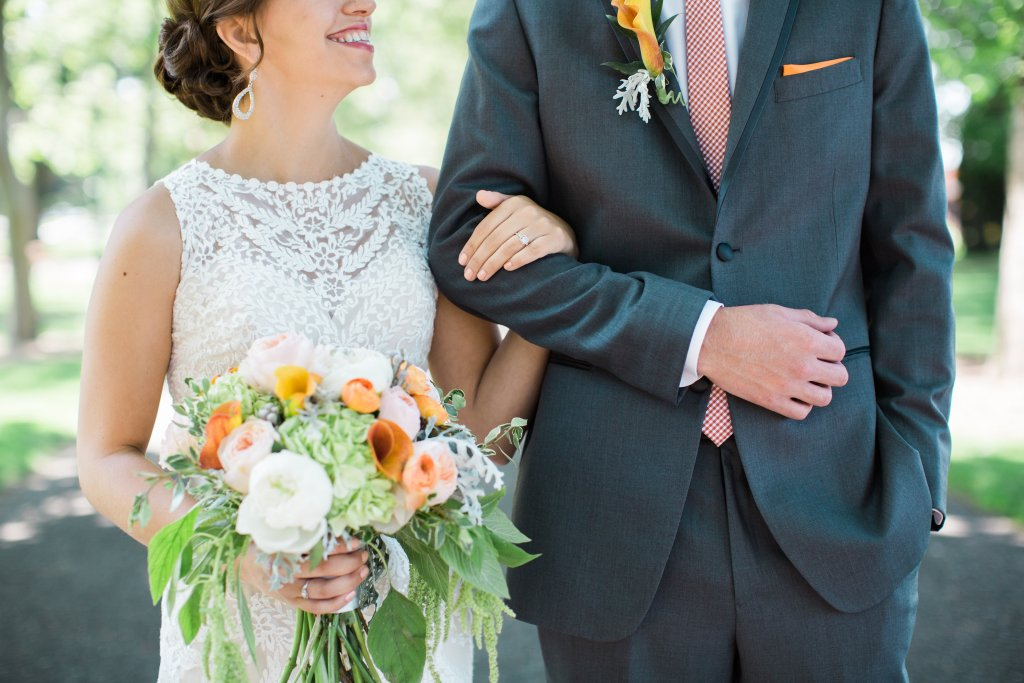 May Boise, Idaho Wedding, Owyhee Plaza | longdistancebaking.com