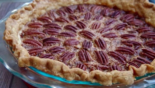 Traditional Pecan Pie