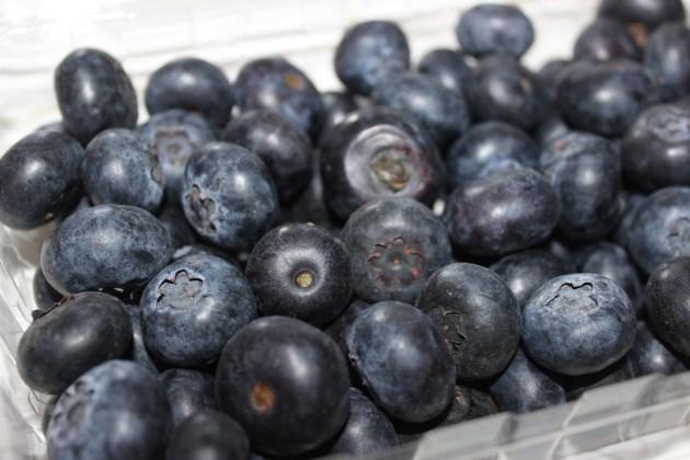 Blueberry Scones w/Lemon Glaze | longdistancebaking.com