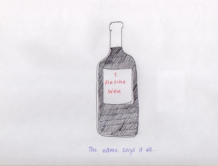 1 Bottle of Wine (dir. Anne Isensee)