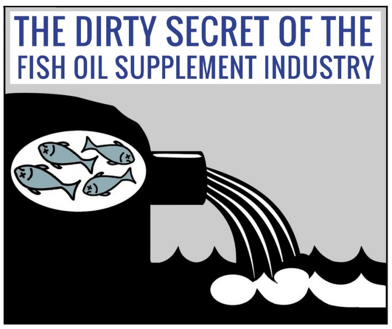The dirty secret of the fish oil supplement industry.