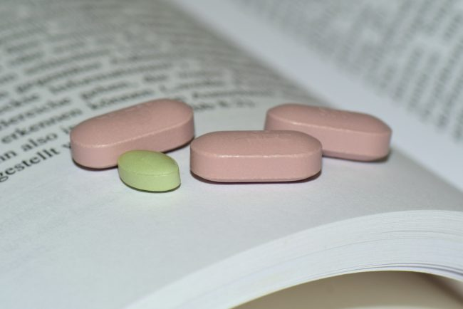 Research on multivitamins.