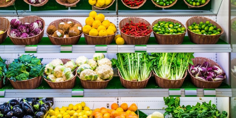 How to get 10 servings of fruits and vegetables a day.