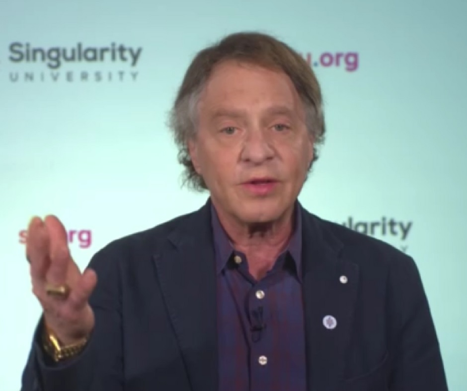 Google Futurist Ray Kurzweil Hacks His Body With These