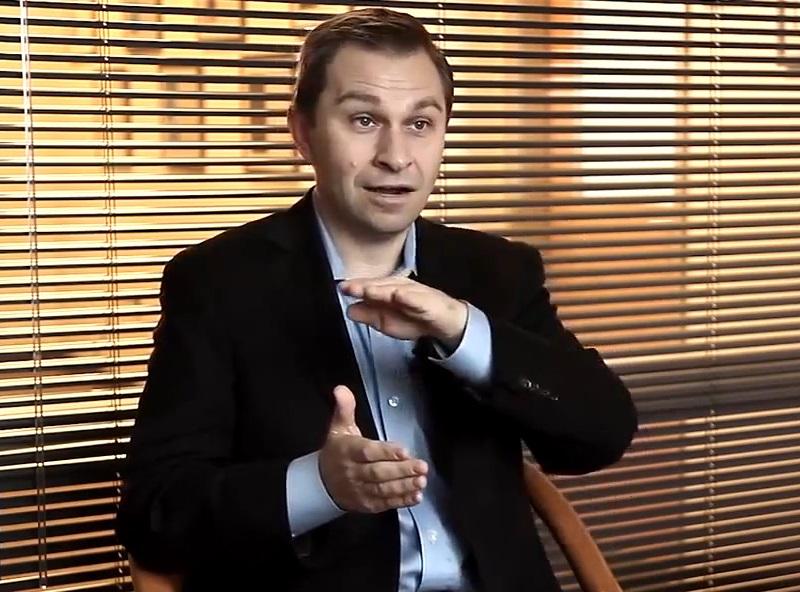 David Sinclair in 2014.