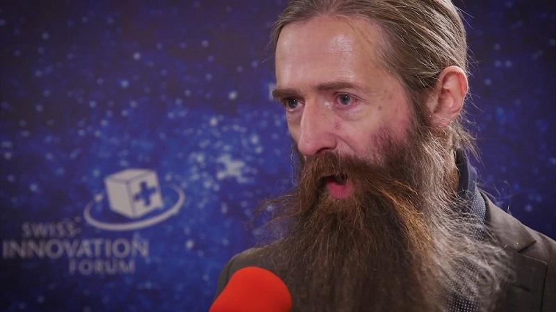 Aubrey De Grey SENS