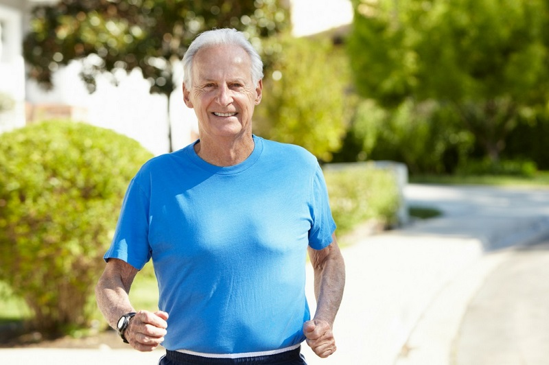 The authors recommend exercise to prevent Alzheimer's.