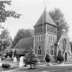 Longfield Church -c 1935