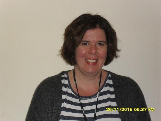 Angela Peat, Manager, Level 3