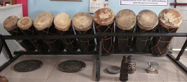 Alat Musik Tradisional dari Sumatera Utara Gordang