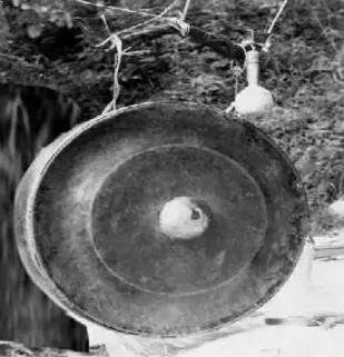 Alat Musik Tradisional yang Dipukul Ogung Ihutan