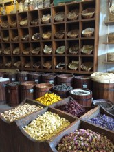Spices galore