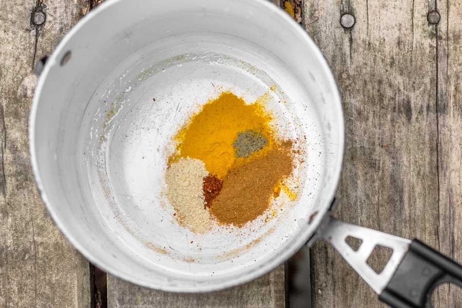 Vegan Golden Milk | Messkit Maven