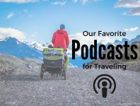 Our Favorite Podcasts for Traveling