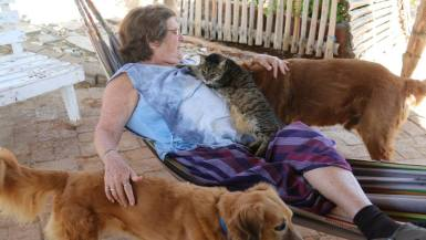 Rosemary Gordon: The Woman Who Saves the Animals | Long Haul Trekkers #animalrescue