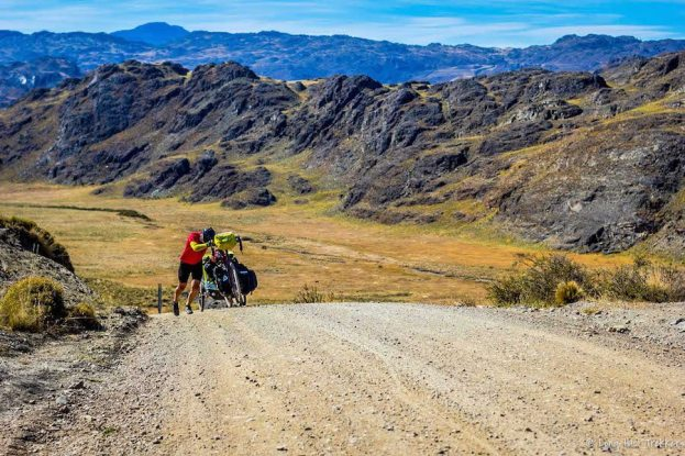 Pushing Away from Parque Patagonia on the Carretra Austral | Long Haul Trekkers