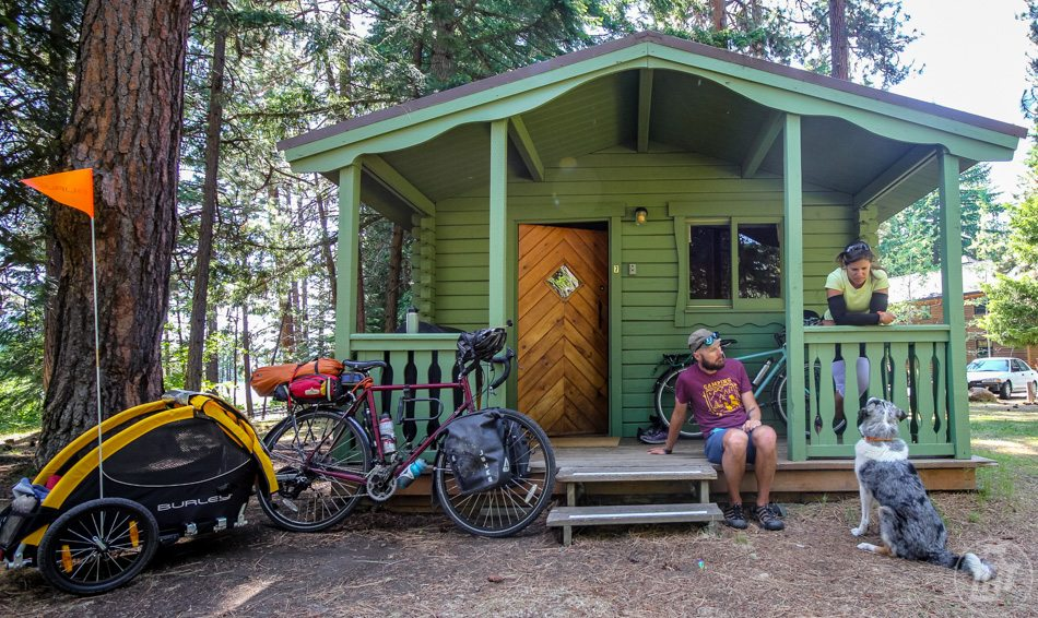 Dog-Friendly Suttle Lodge in Central Oregon